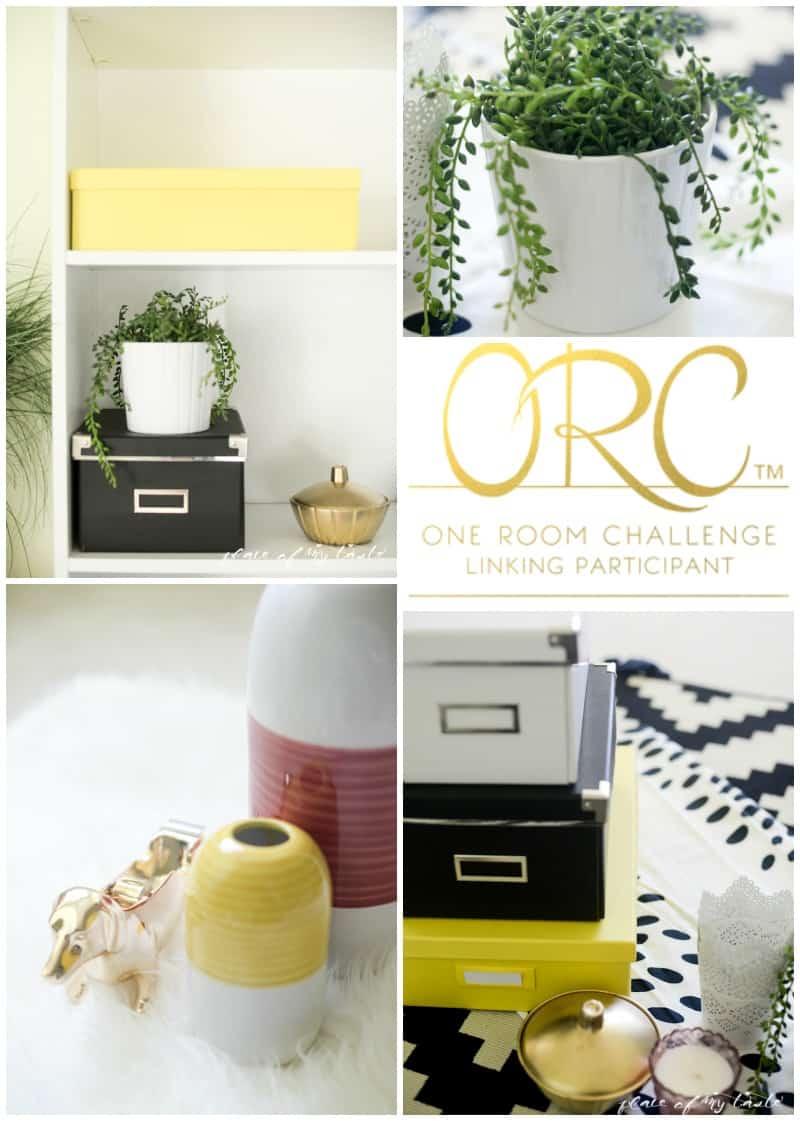 one room challange-weel 2