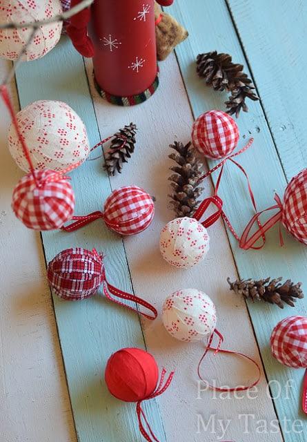 DIY CHRISTMAS craft IDEAS