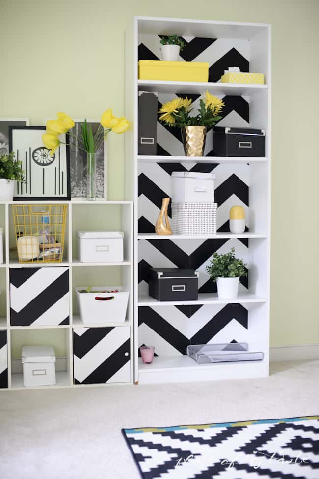 Office-Craft Room makeover - Placeofmytaste.com-6