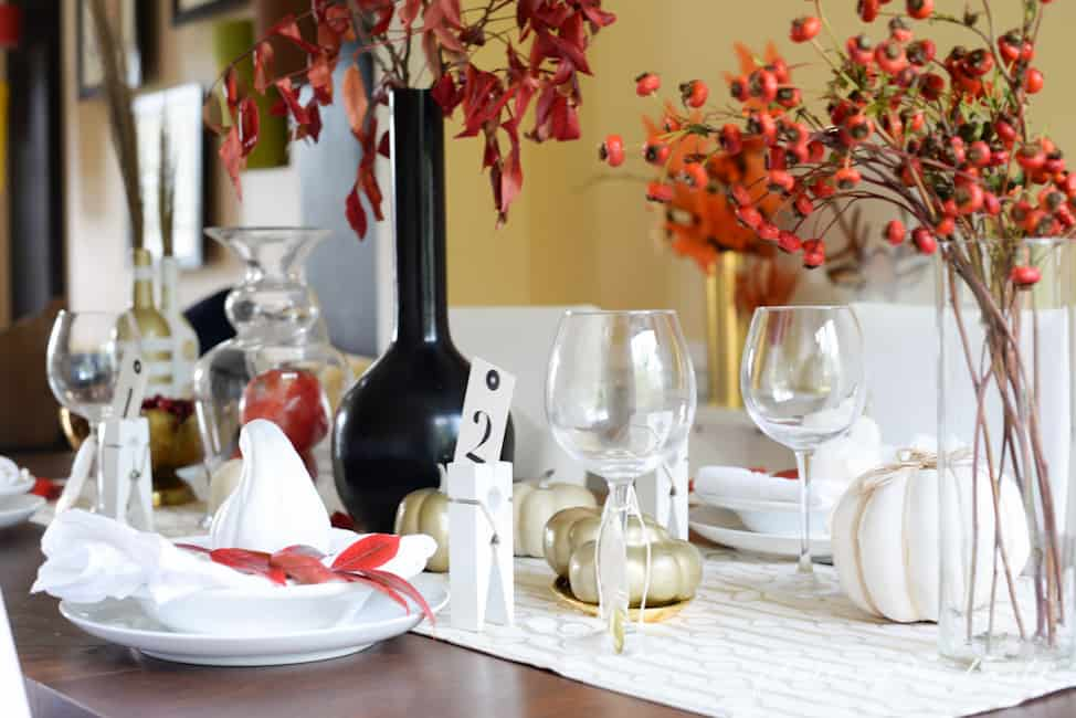 Thanksgiving Tablescape - Placeofmytaste.com-21