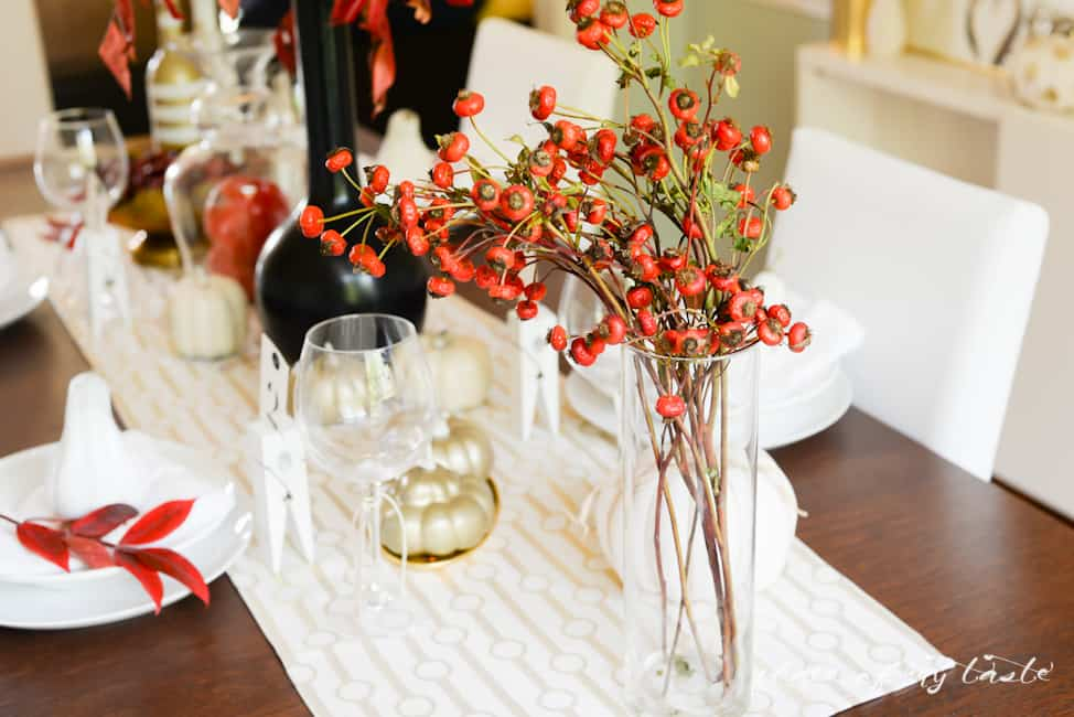 Thanksgiving Tablescape - Placeofmytaste.com-25
