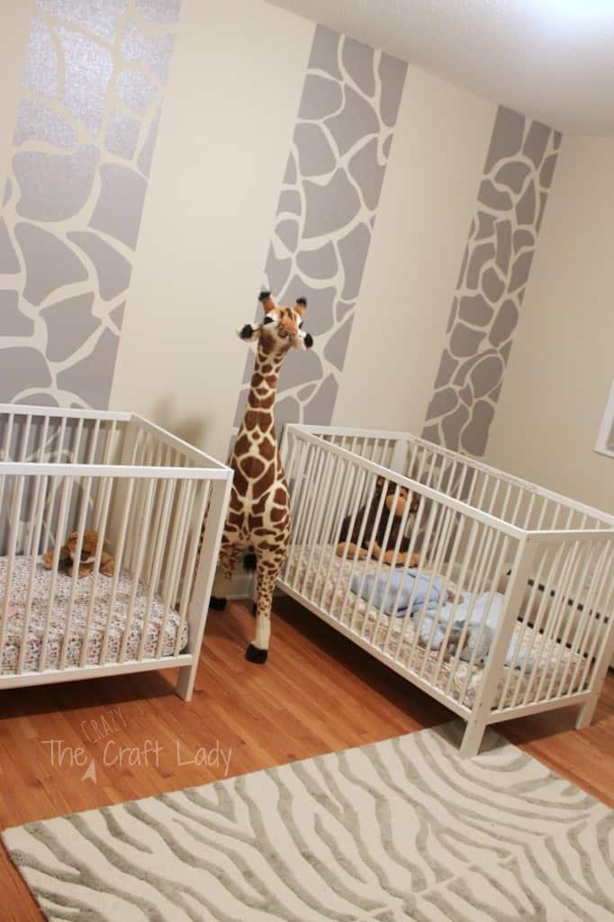 giraf wall