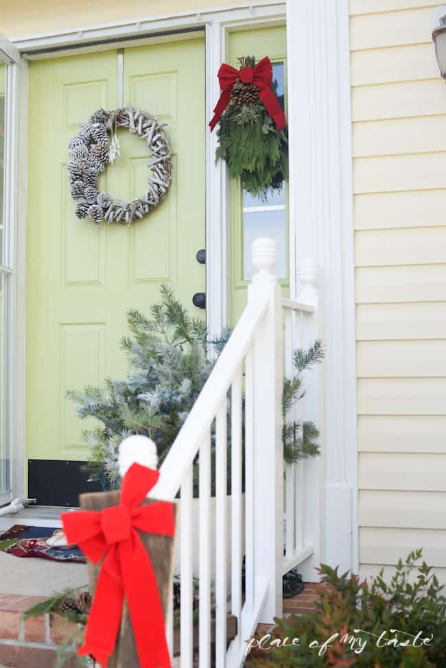 paint front door