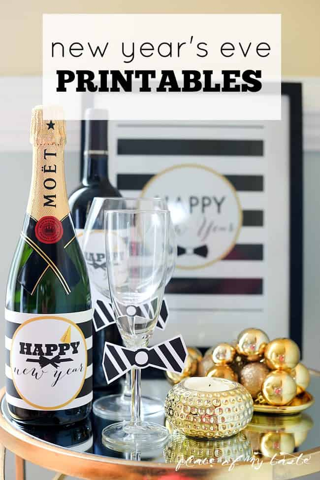 new years eve printables placeofmytastecom