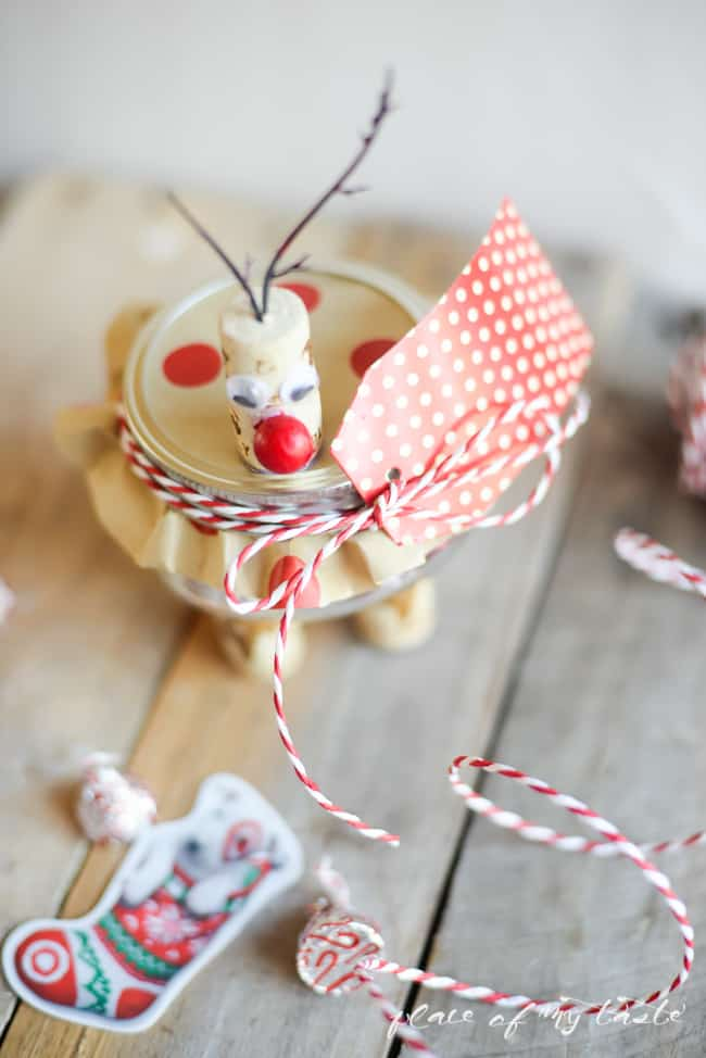Reindeer mason jar gift card holder- Placeofmytaste.com-4