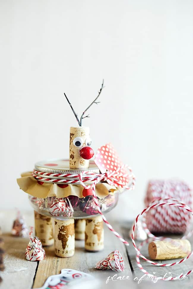 Reindeer mason jar gift card holder- Placeofmytaste.com-9