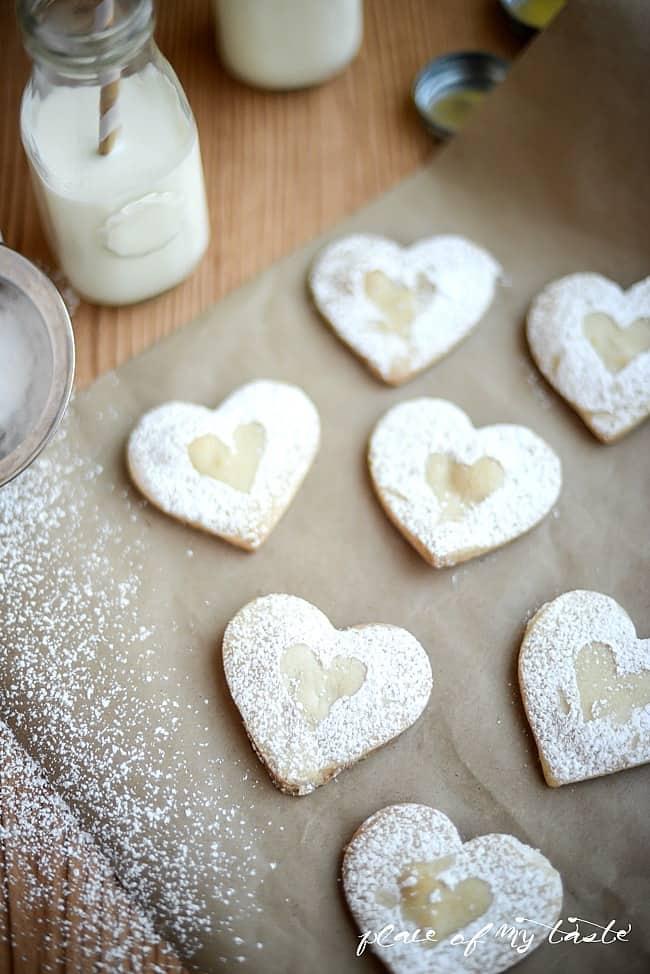 3 ingredients shortbread cookies-1