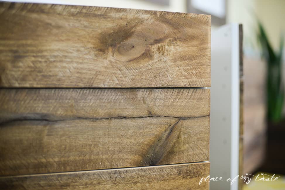Ikea Hacks Diy Reclaimed Wood Buffet