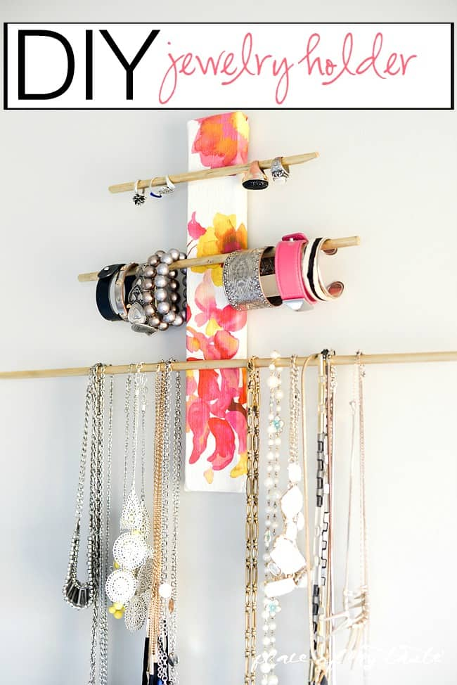 diy necklace holder diy jewelry holder 31065