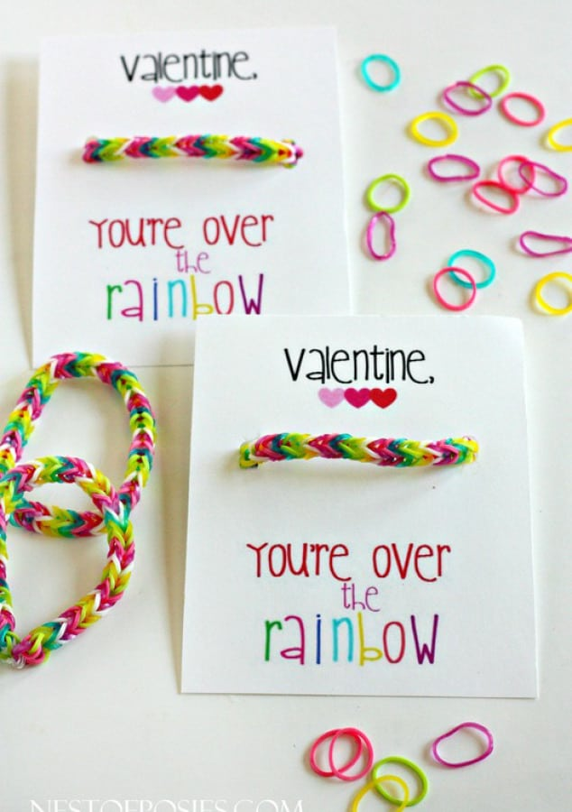 Youre-over-the-rainbow-LOOM-bracelet