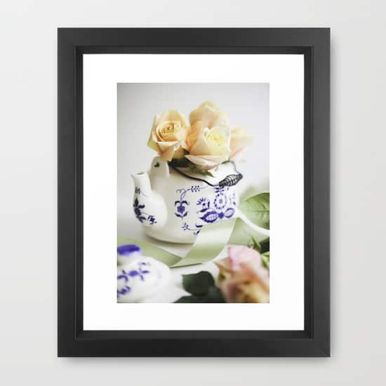 ARTWORK on SOCIETY 6 AND GIVEAWAY