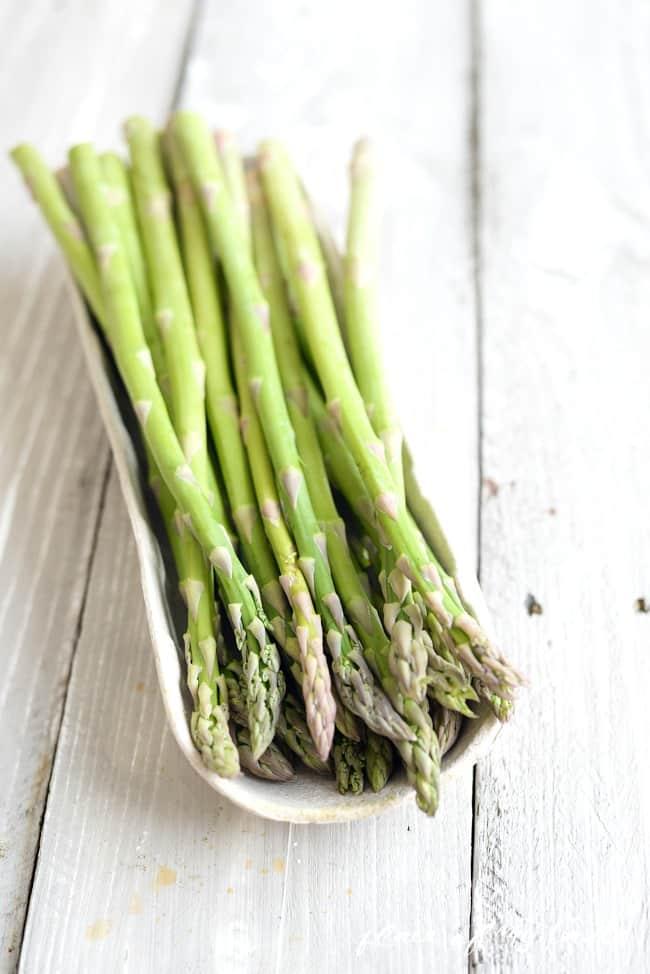 Asparagus salad -1