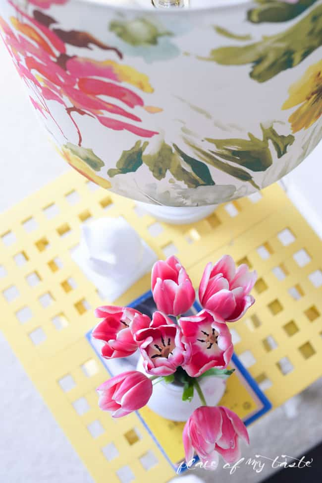 DIY lampshade with I LIKE THAT LAMP KIT-8