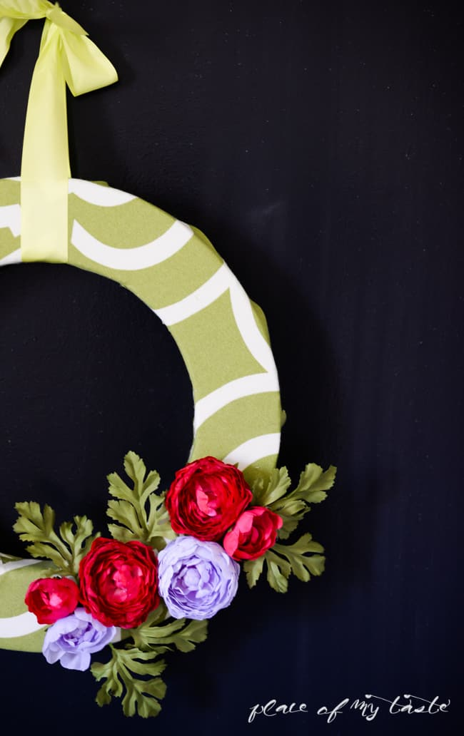 Spring DIY Wreath-13