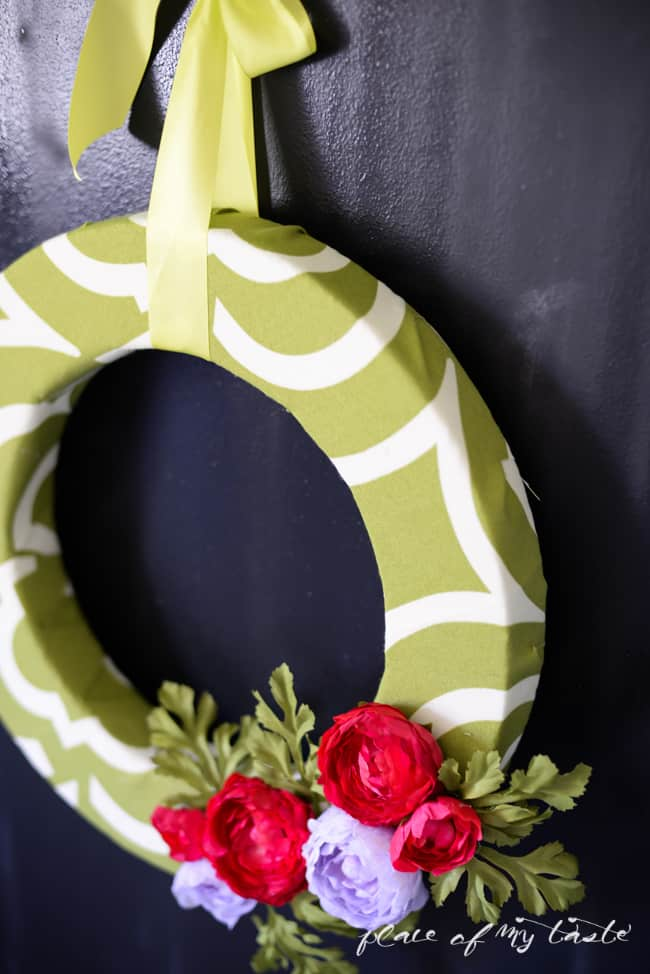 Spring DIY Wreath-15