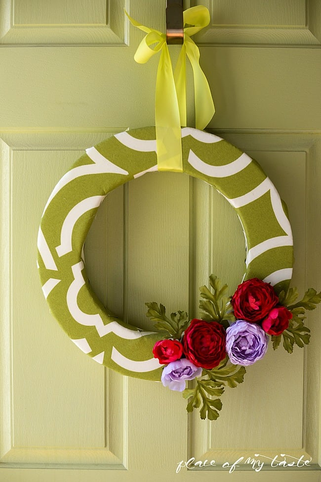 Spring DIY Wreath-16