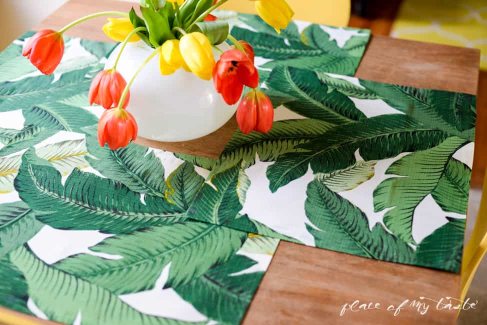 NO SEW placemats-9