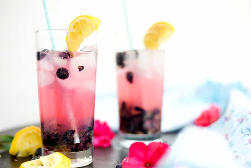 Blueberry lemonade-placeofmytaste 2