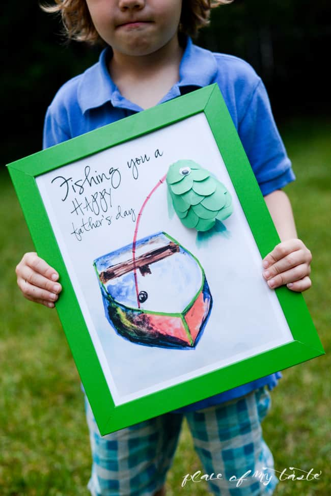 father s day gift with free printable