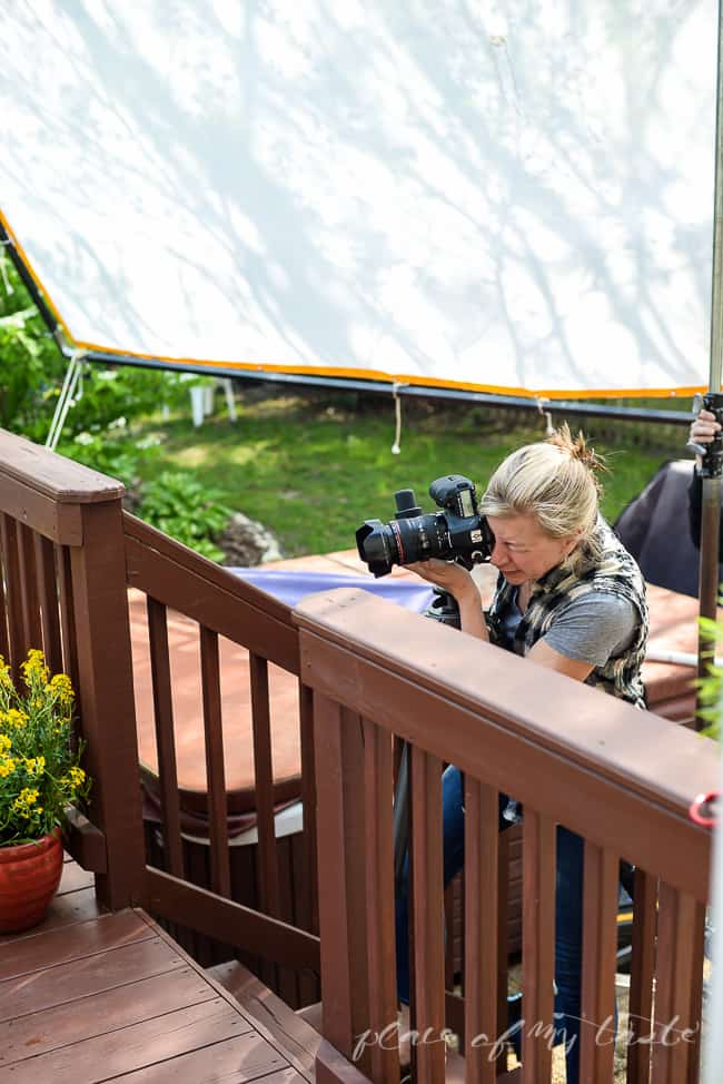 Behind the scenes with Better Homes and garden (7 of 10)