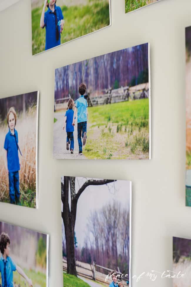 Modern photo wall-2-2