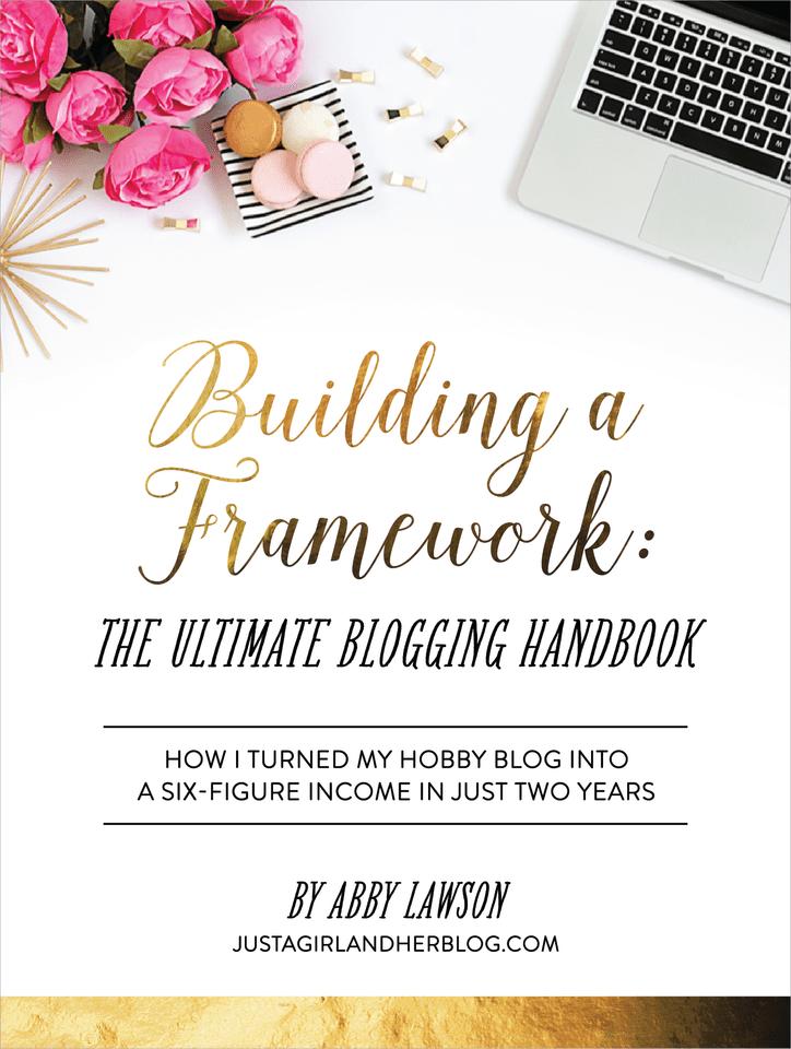 buliding a framework