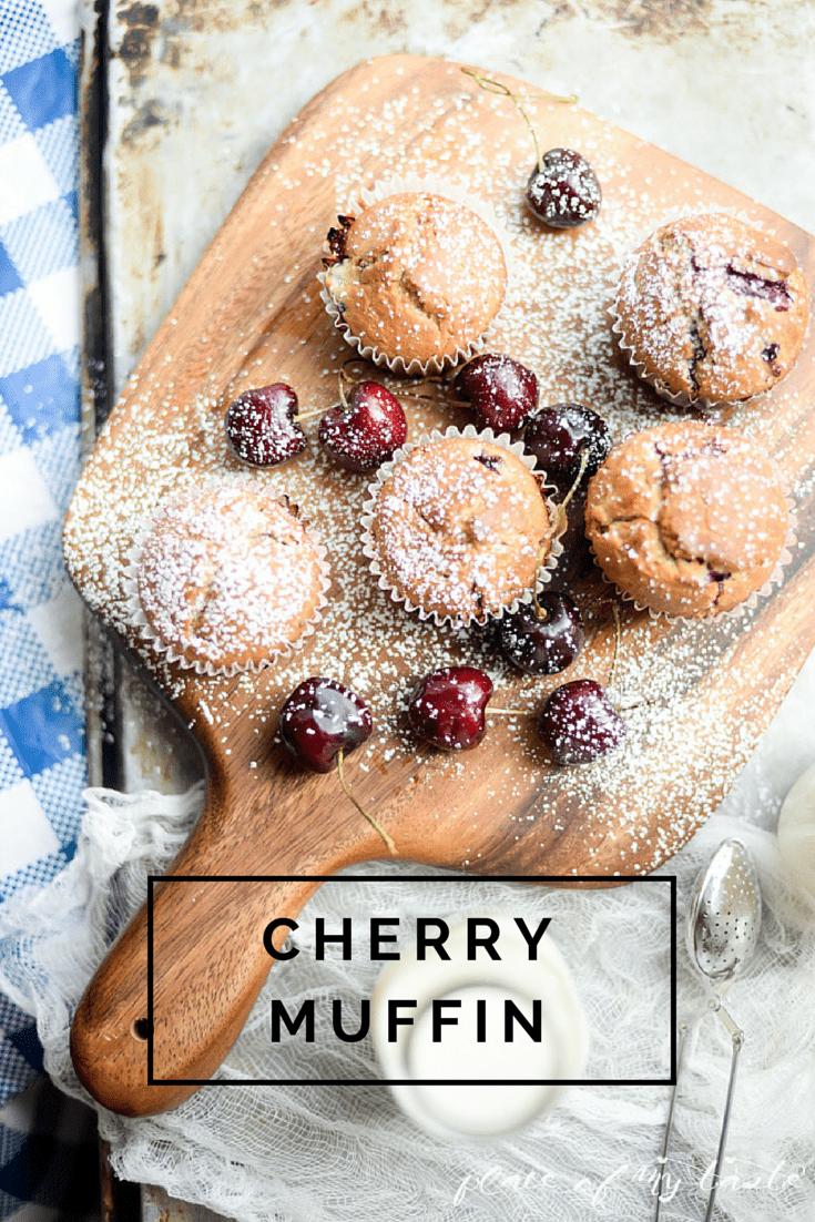 Cherry Muffin (1)