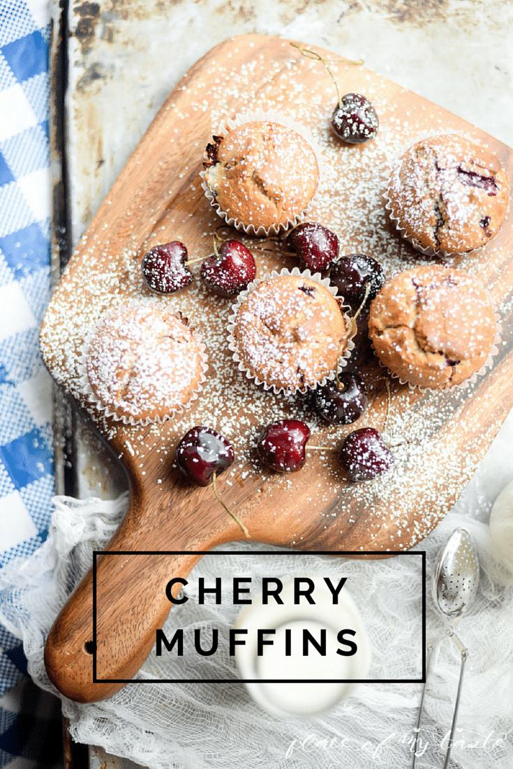 Cherry Muffin (2)