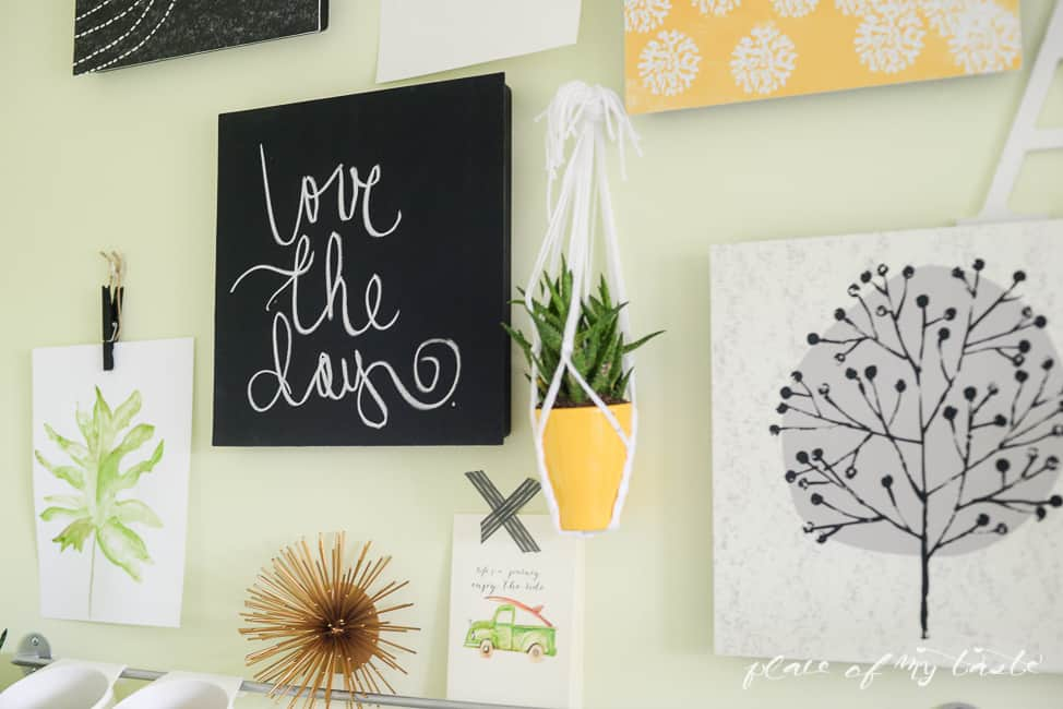Easy Wall Transformation with command decor-9