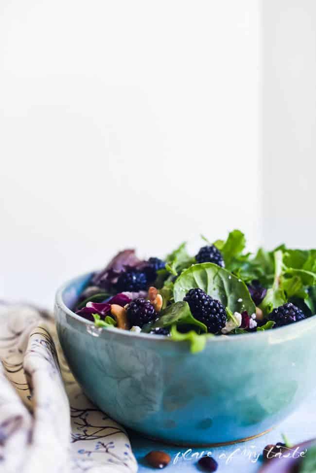 Blackberry salad (3 of 6)