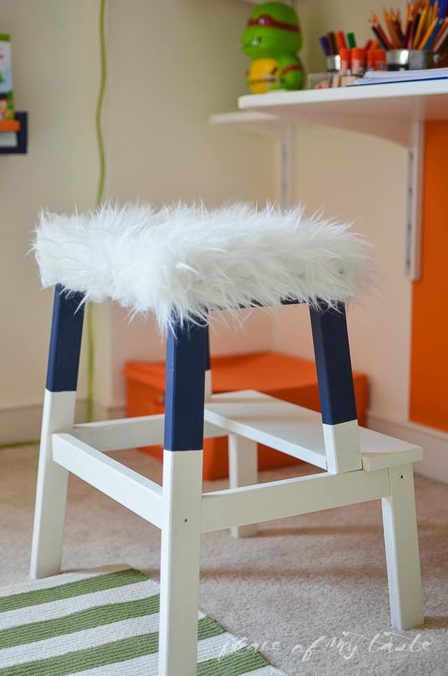 IKEA STOOL HACK (11 of 12)