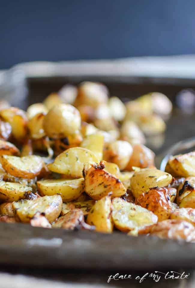 Oven Roasted potatoes (3 of 4)