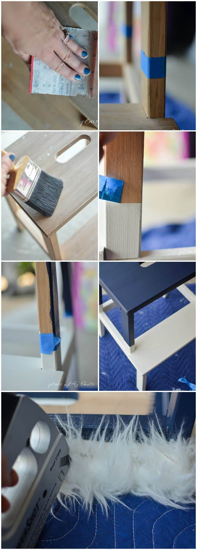 ikea stool hack