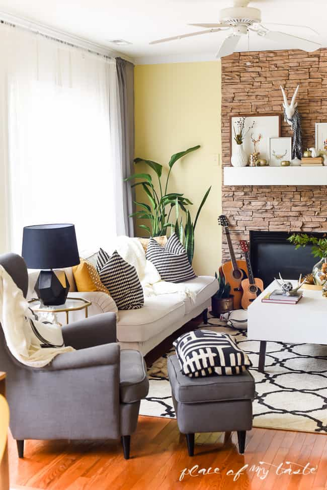 Blogger Stylin' Home Tours- Fall home tour (14 of 35)