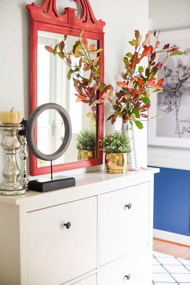 Blogger Stylin' Home Tours- Fall home tour (23 of 35)