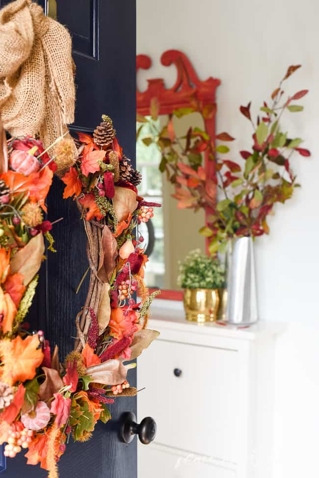 Blogger Stylin' Home Tours- Fall home tour (24 of 35)