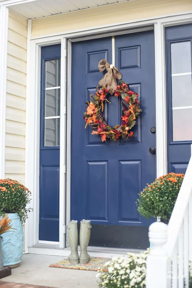 front porch designs fall front porch decor place of my taste 11333