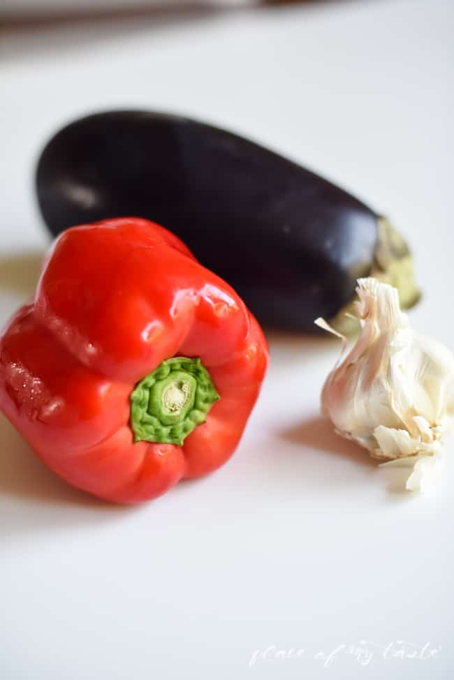 Roasted eggplant spread (1 of 8)