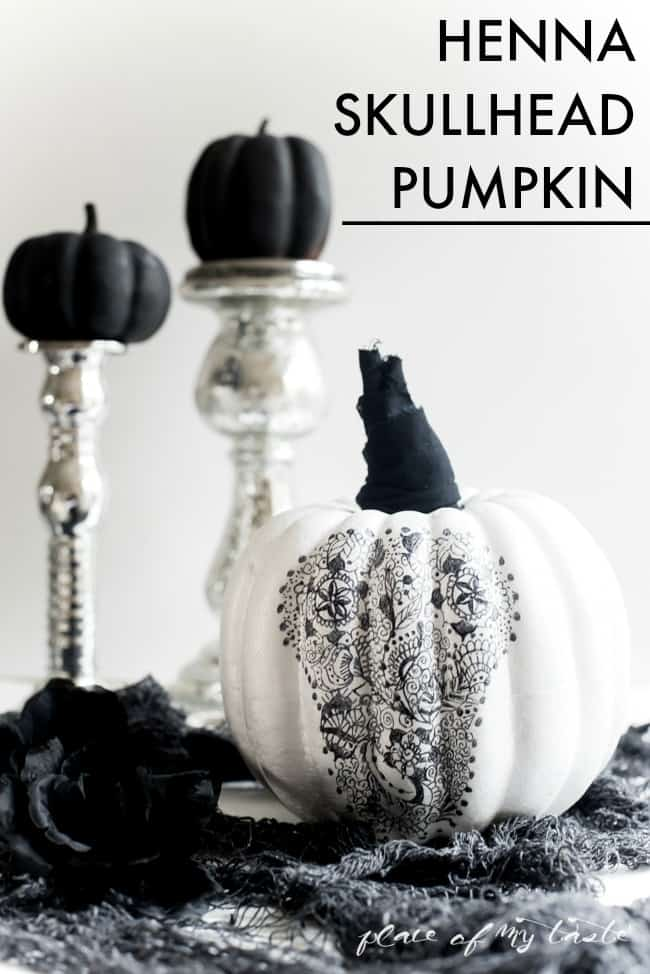 henna pumpkiN