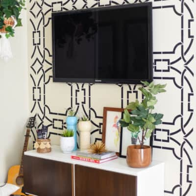 IKEA HACK -TV STAND HACK