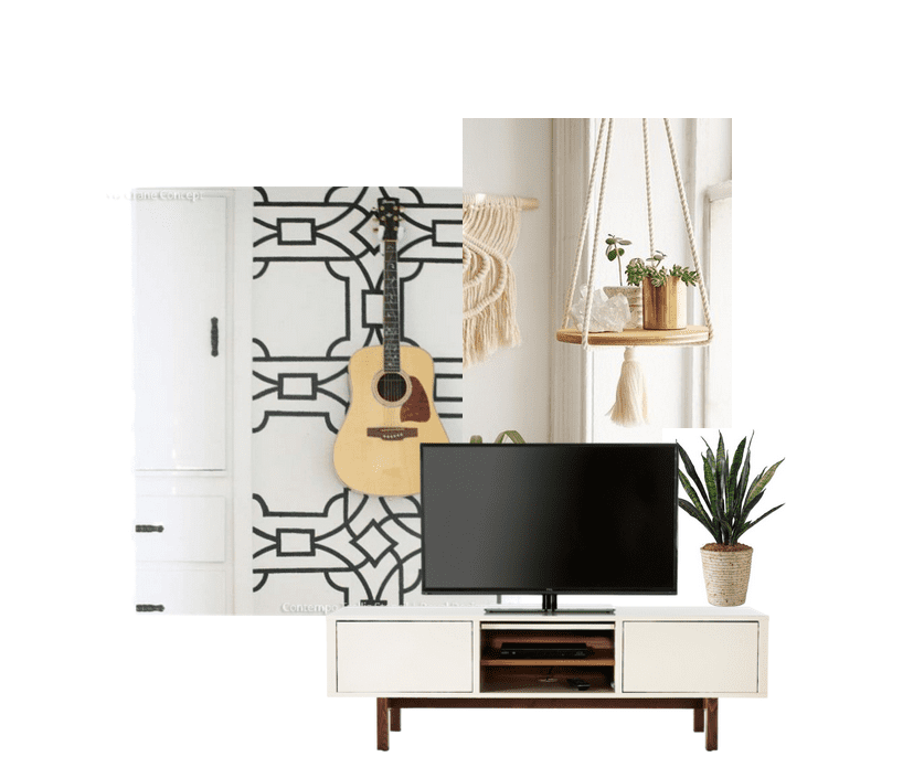 tv wall plan