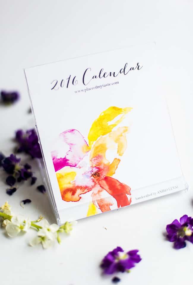 Floral calendar-12