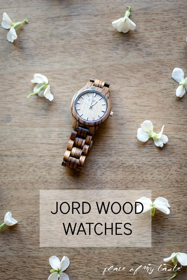 JORD WOOD - WATCHES