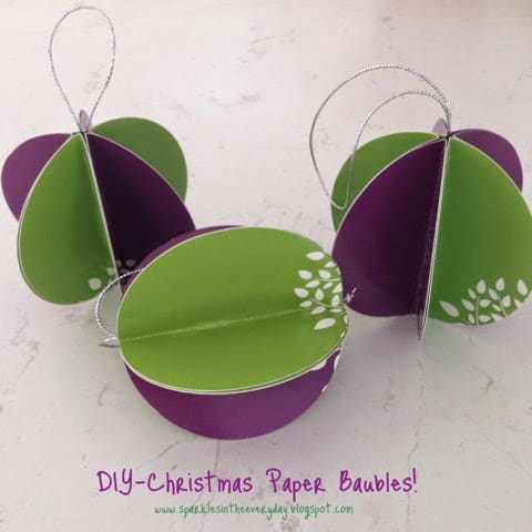 Adorable  Easy Christmas Craft Ideas {Work it Wednesday}The