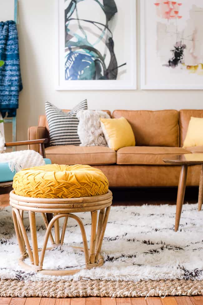 This Fun And Boho Living Room Decor Is Great! You Need To See The Before