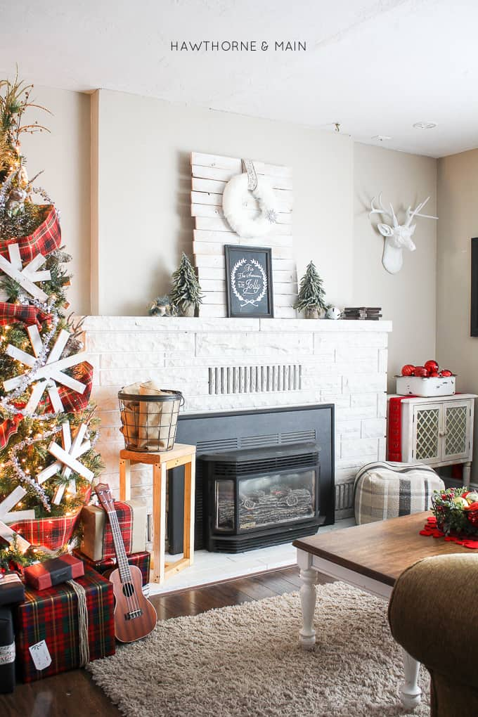 Exceptional Holiday Christmas Home Tour Hawthorne And Main 2015