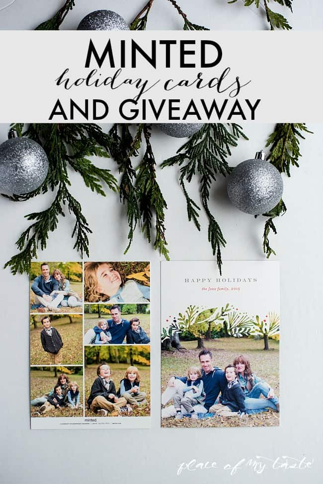 minted holiday cards1