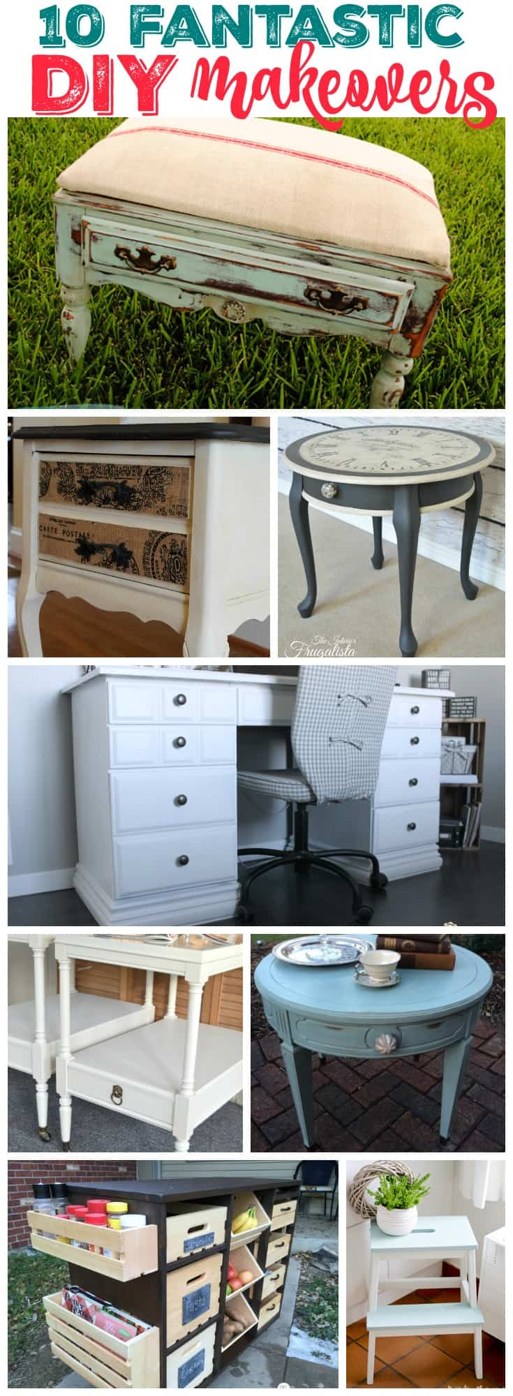 10-Fantastic-DIY-Makeover-Projects-shared-at-Work-it-Wednesday