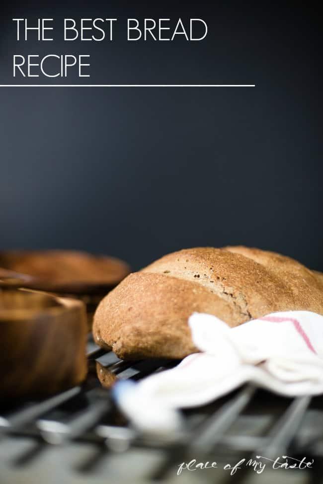 The best bread recipe_