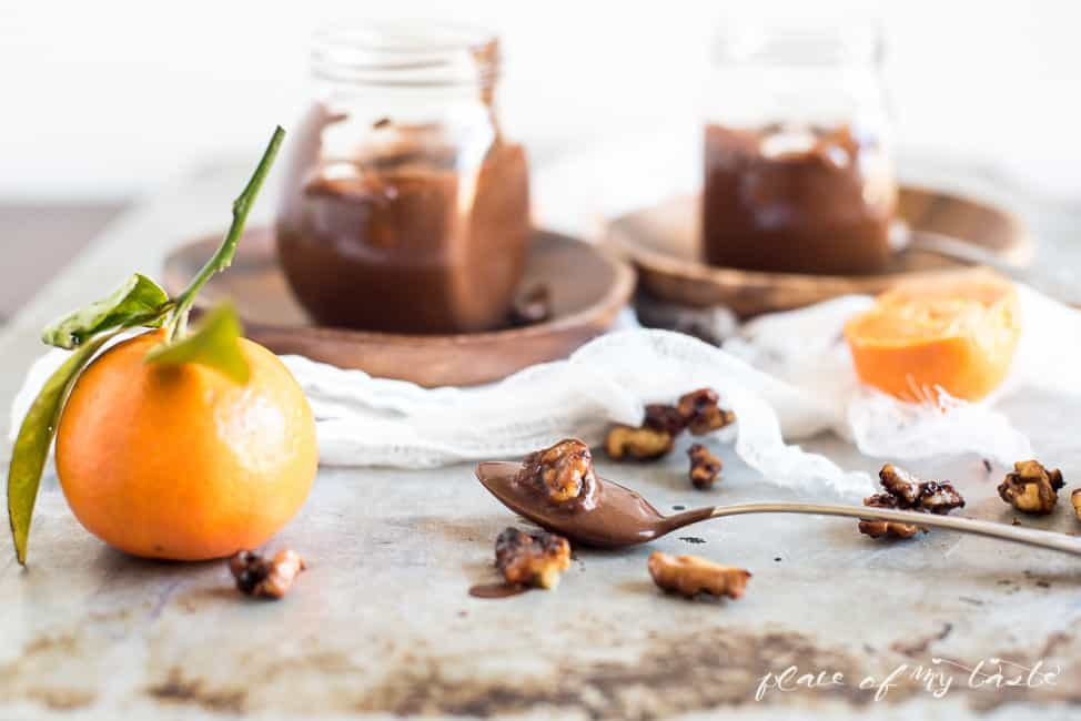 Chocolate Dessert - Delicious Chocolate de Creme that you can have ready in just five minutes. PIN IT NOW and make it later!